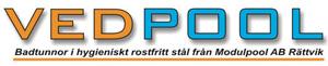 Vedpool® Logotyp